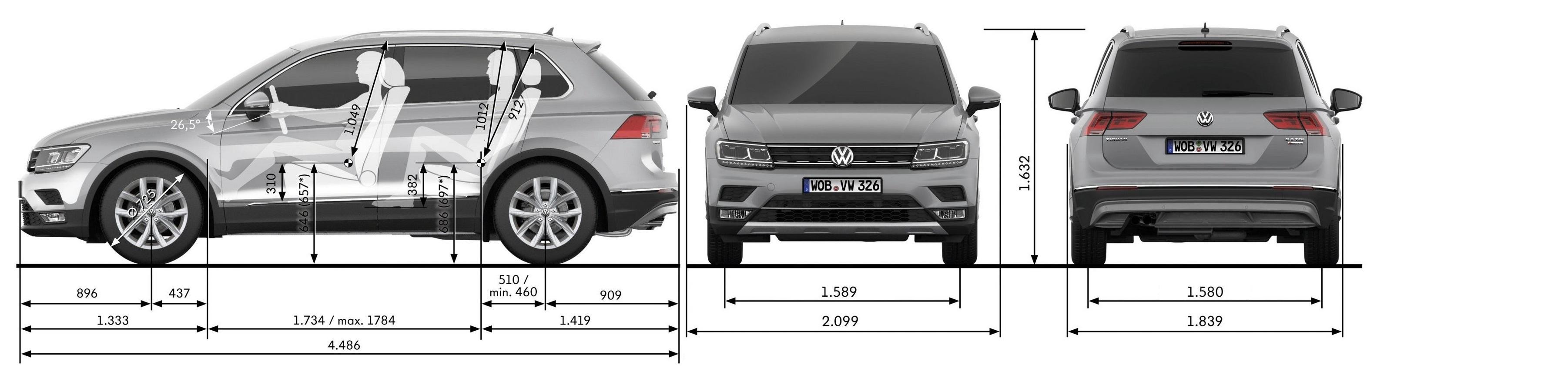 Volkswagen Tiguan 2 www.autoportal.pro 0