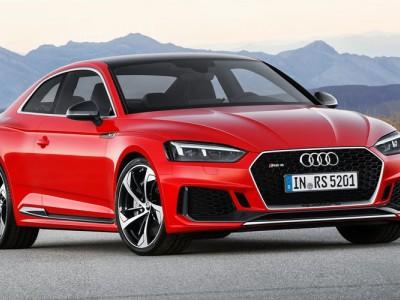 Audi RS5 Sportback 2017