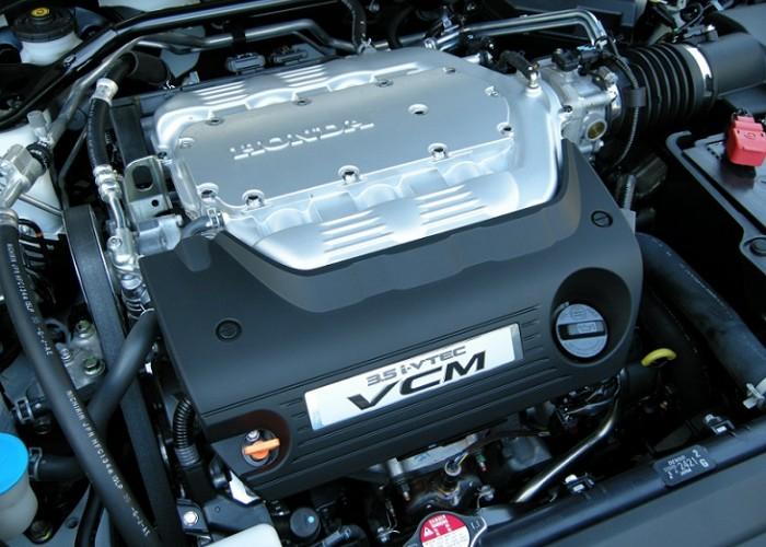 Двигатель Honda/Acura J35