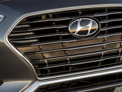 Hyundai Sonata VII (LF) 2017