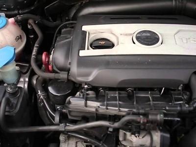 Двигатель VAG 1.8 TSI EA888 второй генерации