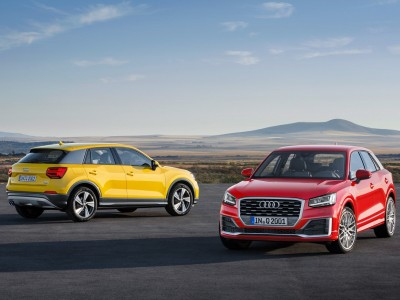 Обзор AUDI Q2 2016-17
