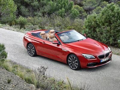 BMW 6 серия Convertible F12 2015