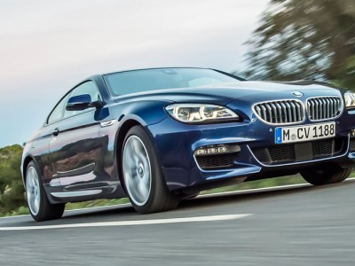BMW 6 серия Coupe F13 2015