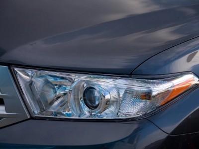 Обзор автомобиля Toyota Highlander II (U40)