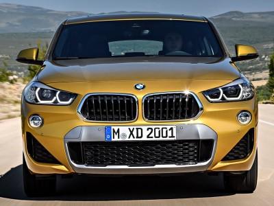 Обзор BMW X2 (F39) 2018