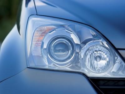Обзор Honda CR-V III