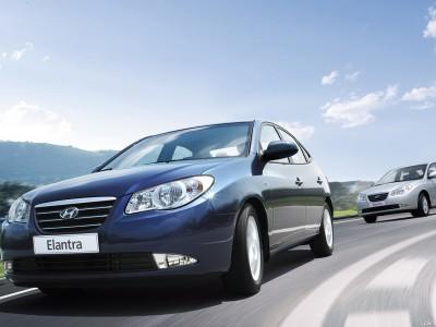 Обзор Hyundai Elantra IV HD