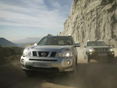 Обзор Nissan X-Trail II (T31)