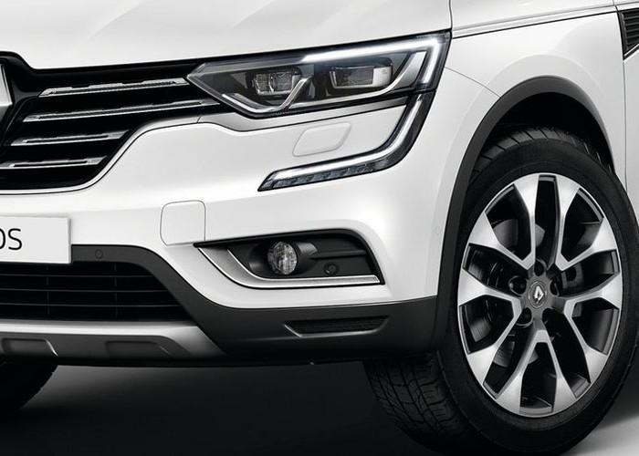 Обзор кроссовера Renault Koleos II 2017