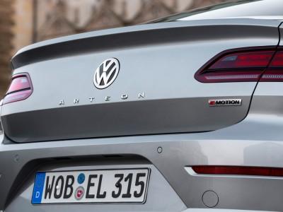 Volkswagen Arteon I 2017