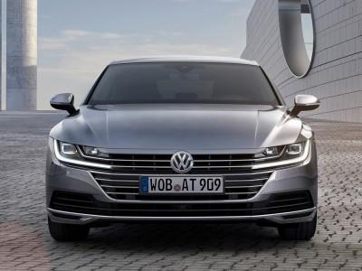 Миниобзор Volkswagen Arteon I 2017