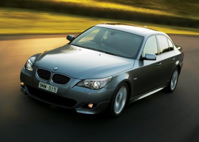 Обзор BMW 5 E60 / E61