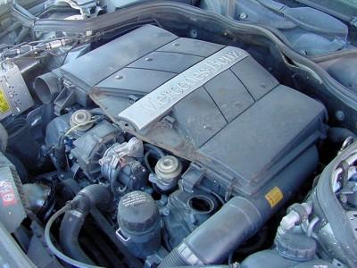 Двигатель Mercedes-Benz M112 E32