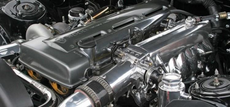Двигатель Toyota 2JZ