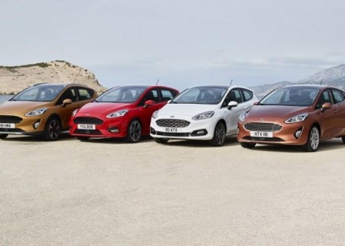 Ford представил Fiesta седьмого поколения