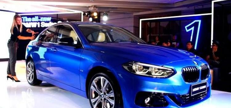 Седан 1-Series от BMW
