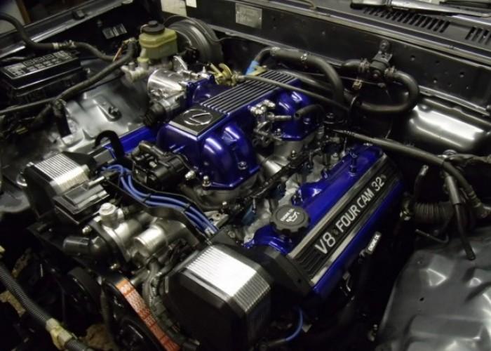 Двигатель Toyota 1UZ