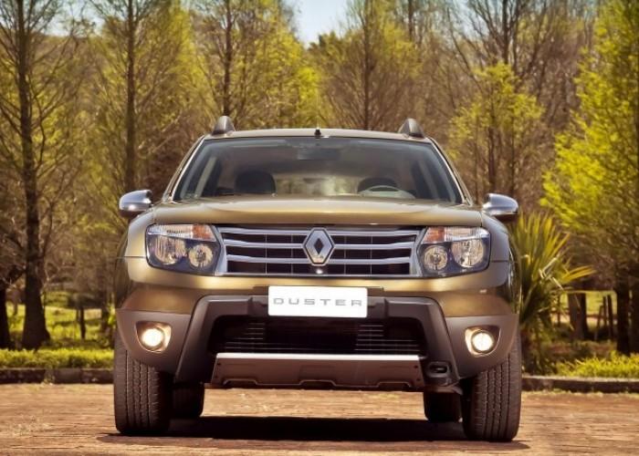 Обзор автомобиля Renault Duster I