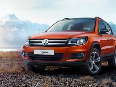 Кроссовер Tiguan от Volkswagen доступен в обновленной комплектации
