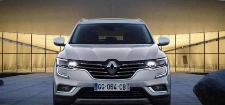 Renault Koleos 2016-2017