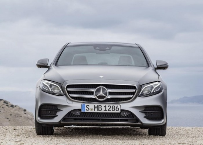 Обзор Mercedes E-Class W213 2016.