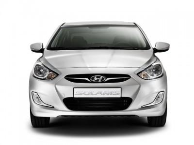 Обзор Hyundai Solaris I