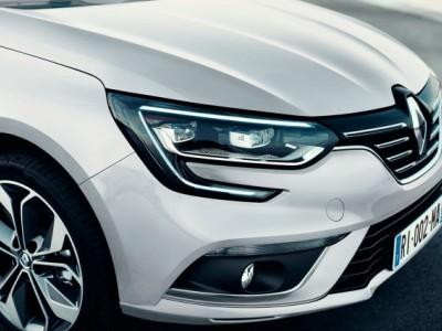 Премьера Renault Megane IV в кузове седан