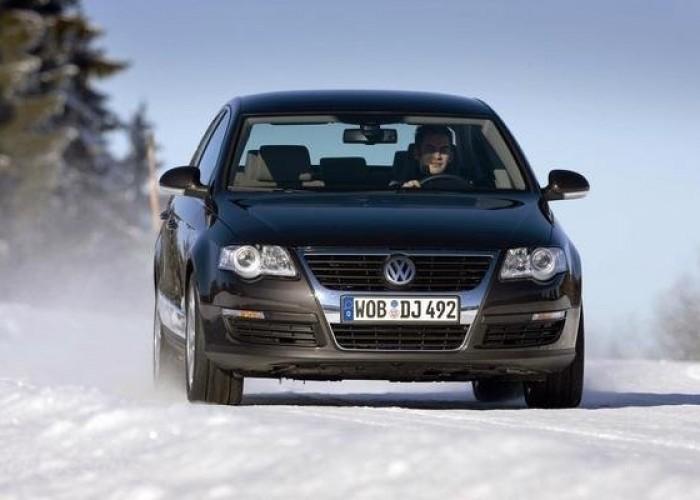 Обзор Volkswagen Passat B6