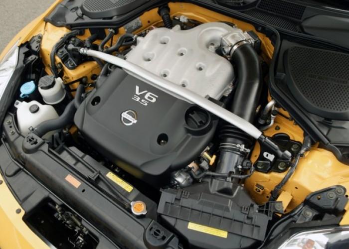 Что мы знаем о двигателе Nissan VQ35