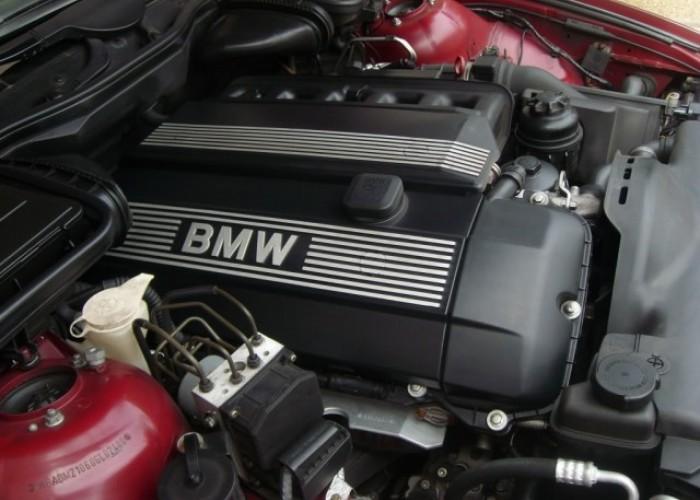 Двигатель BMW M52B28 / М52В28TU