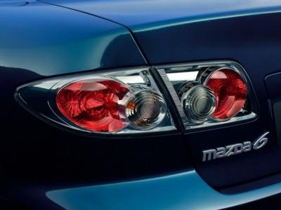 Обзор Mazda VI (GG)