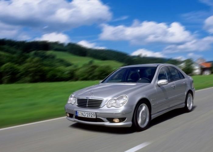 Обзор Mercedes Benz C-класса W203