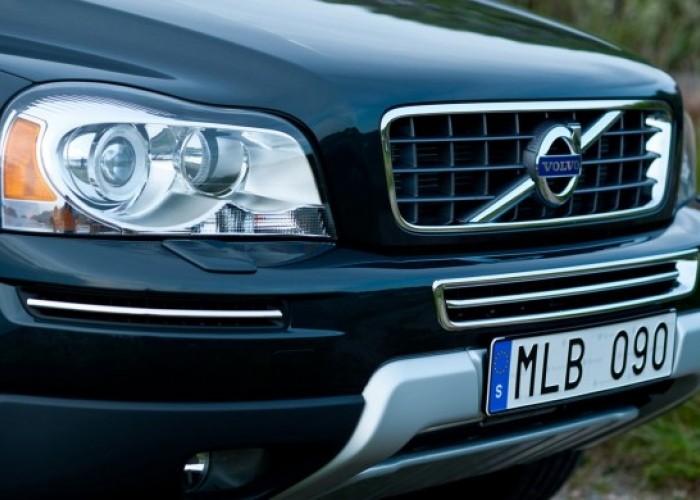 Обзор Volvo XC90 первого поколения