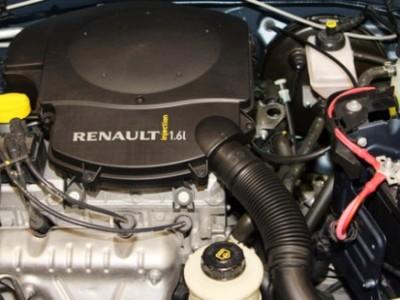 Двигатель Renault K7M 710/800