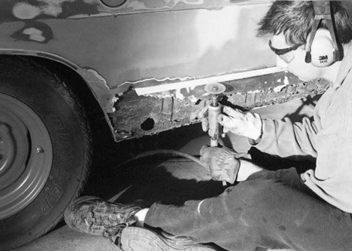 Можно ли самому убрать потеки после окраски автомобиля?