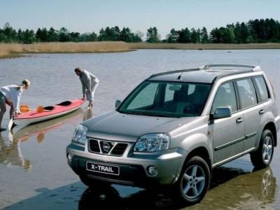 Обзор Nissan X-Trail I (T30)