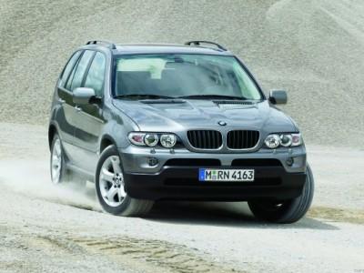 Обзор BMW X5 (E53)