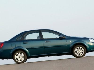 Обзор Chevrolet Lacetti