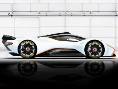 Через два года Aston Martin и Red Bull официально представят новый гиперкар