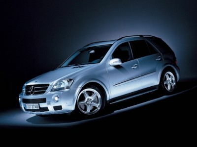 Mercedes-Benz ML (W164)
