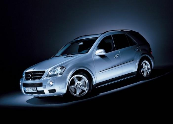 Mercedes-Benz ML (W164)