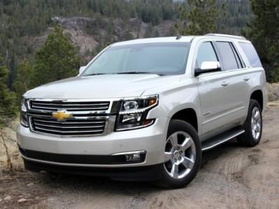 Chevrolet обновила информационную систему своего внедорожника Tahoe