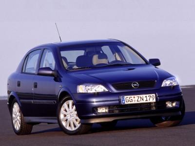 Обзор Opel Astra G