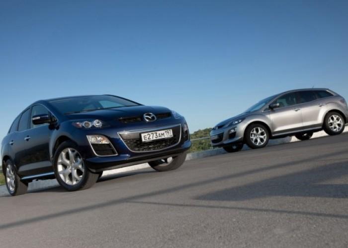 Печаль или радость? Что мы знаем о Mazda CX-7