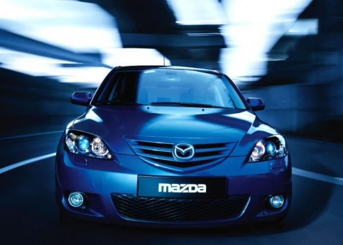 Обзор Mazda III (BK)