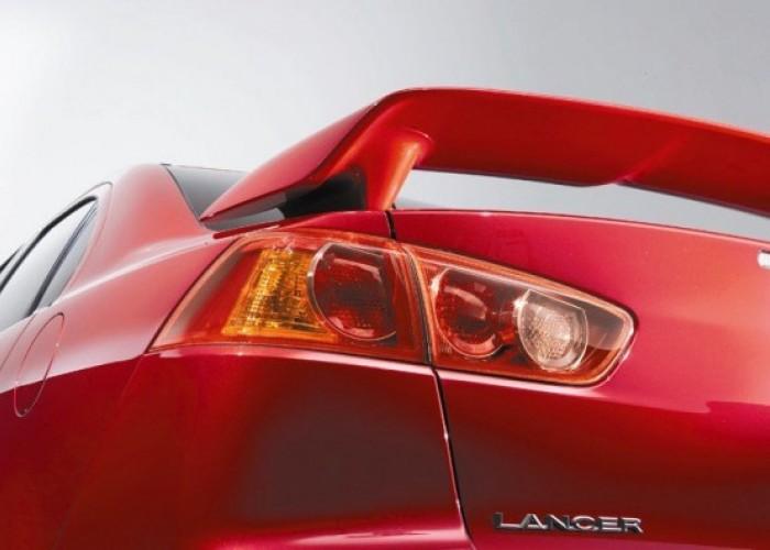 Обзор Mitsubishi Lancer X