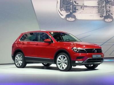 Обзор Volkswagen Tiguan 2016