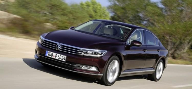 Обзор Volkswagen Passat B8