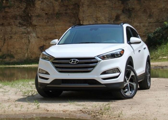 Обзор Hyundai Tucson 2016.
